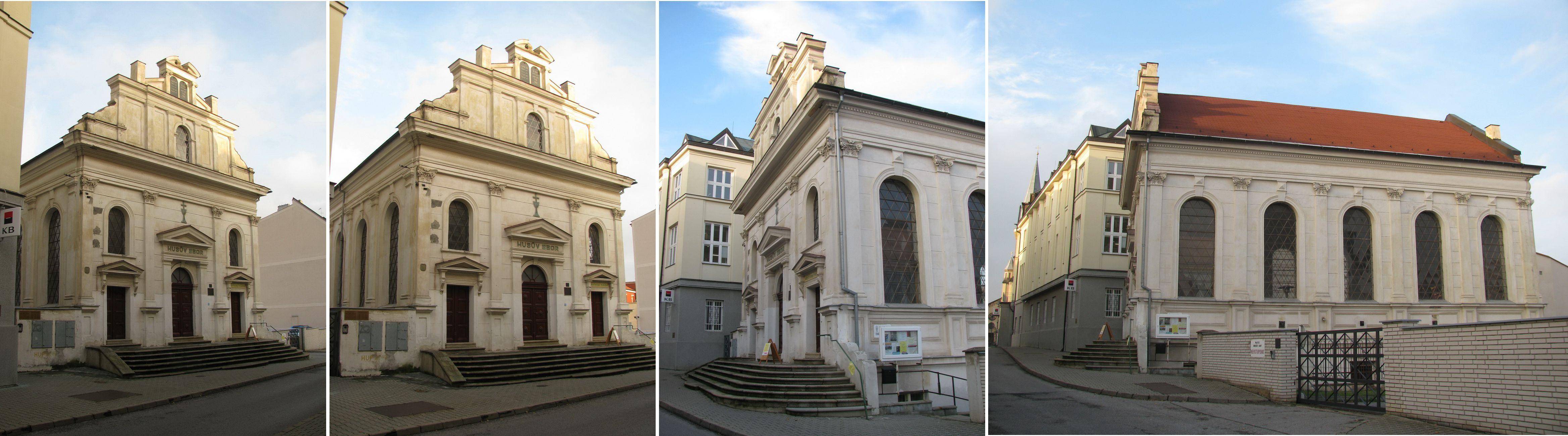 Církve československé husitské v Kladně